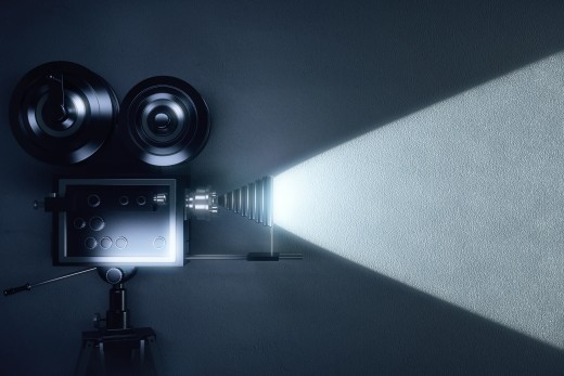 The Cinematic Experience: The History of Cinema Cameras by BrandBerry Marcom
