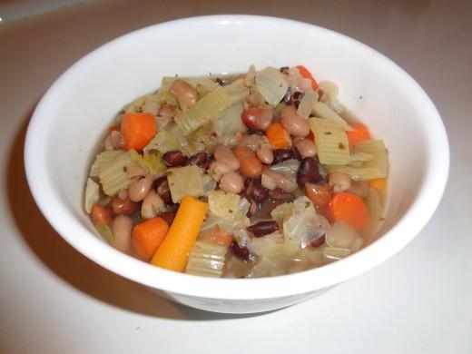 My Tasty Bean Stew