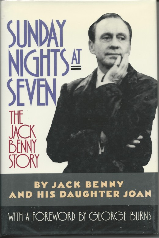 Sunday Nights at Seven by Jack and Joan Benny