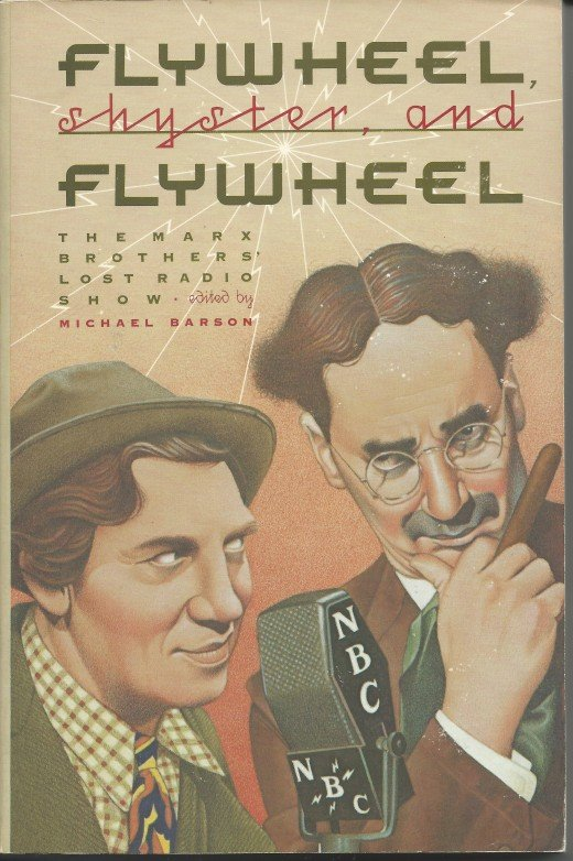 Flywheel, shyster, and flywheel