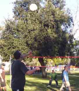 Volleyball MeetUp in Sherman Oaks