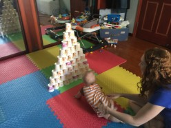 10 Ways To Play With Your Baby Using Paper Cups