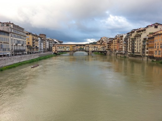Arno River and quintessential Florence
