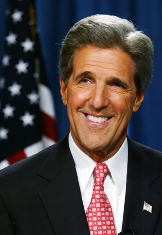 US Secretary of State John Kerry.