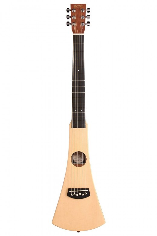 The Martin Backpacker is one of the best travel guitars in the world and has become a legend in the guitar community.