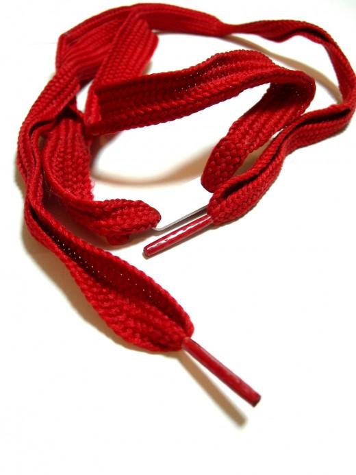 clean laces