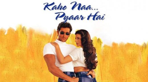 Hrithik Roshan & Amisha Patel - Cover: Kaho Naa Pyaar Hai