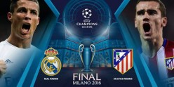 The Ins and Outs of the Champions League Final: Real Madrid vs. Atletico Madrid (with Gamblin Matt Mortensen)
