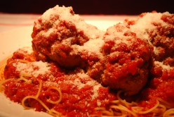 Perfect Spaghetti and Meatballs