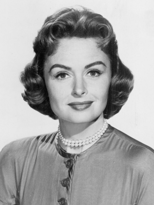 """Donna Reed played """"Donna Stone"""""""