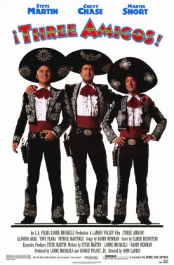 Film Review: ¡Three Amigos!