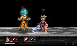 Super Smash Flash 2 - Goku