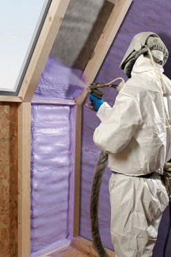 Why Should You Choose Spray Foam Insulation