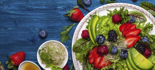 Salad Dishes and Recipes
