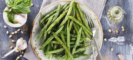 Green Beans Dishes and Recipes