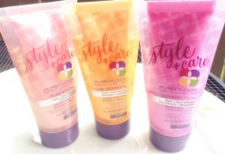Review of new Pureology Style + Care Infusions
