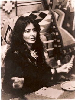 A Brief Biography of Joy Harjo
