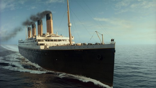 The Titanic Required Detailed Sets, owing to the Historical Eventfulness of Subject Titanic