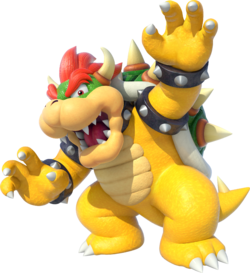There will be seven Bowser impostors that you will face before you face the real deal on the eight castle.