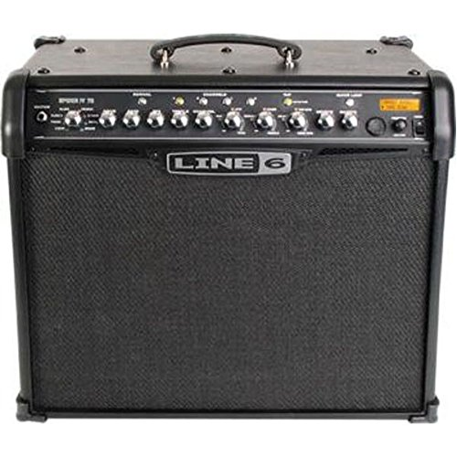 Line 6 Spider IV Series Guitar Amps are among the best digital modeling amps in the world today.