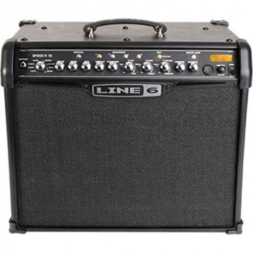 Line 6 Spider IV Series Guitar Amp Review