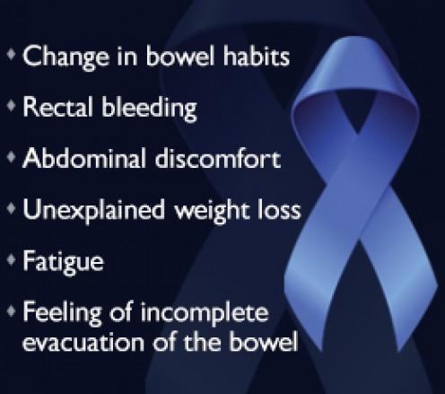bowel cancer test instructions