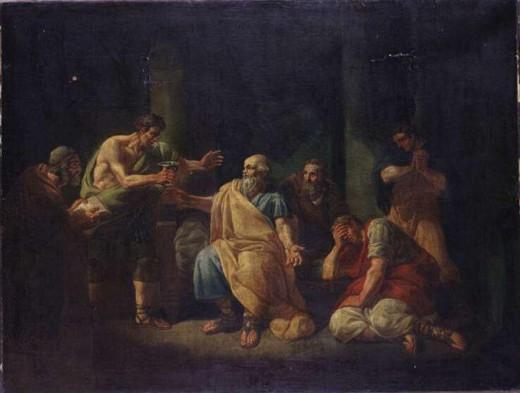 Socrates in Prison