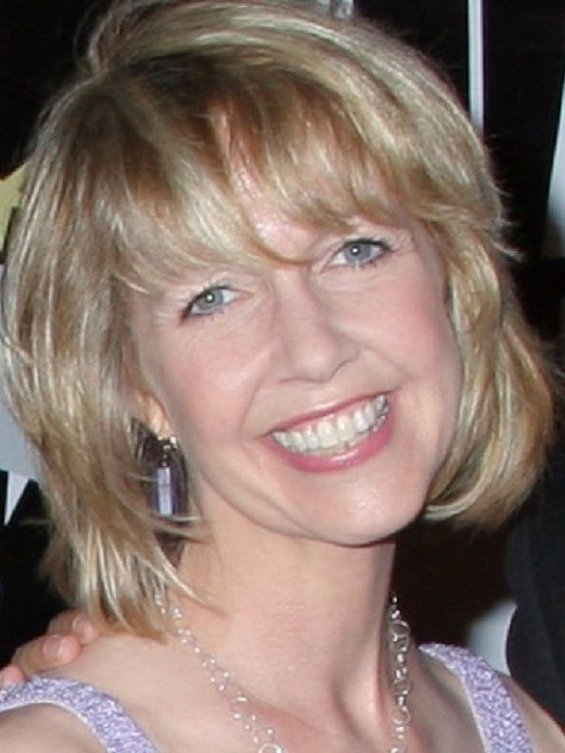 "Monica Horen played as ""Amy,"" ""Robert's"" on-again, off-again girlfriend and eventual wife"