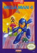 Mega Man 4 - The Attack of Dr. Cossack