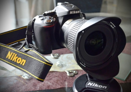 I absolutely love my Nikon D5300!