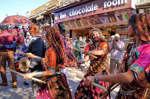 Performances, Winter Festival, Mount Abu