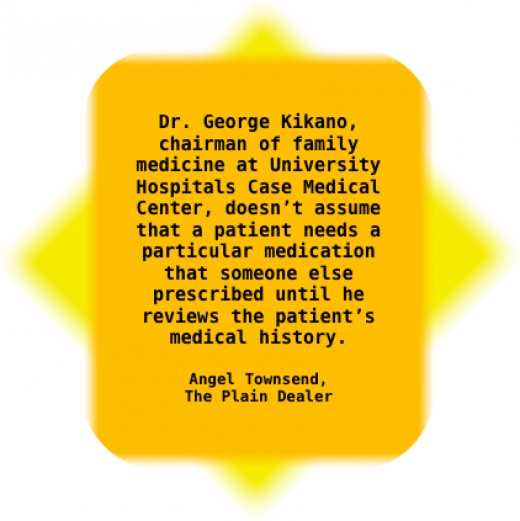 Meds and supplements should be discussed with both doctors and pharmacists.