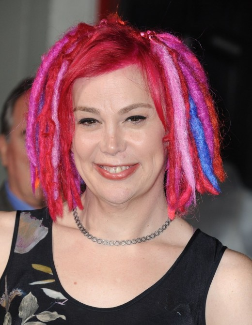 "Lana Wachowski, formally known as ""Laurence Wachowtski."""