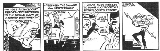 Dick Tracy Detects