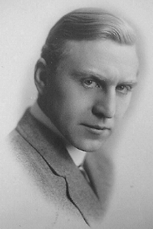 Edward Van Sloan  Dr Waldman
