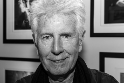"""Graham Nash will  work with Nora Jones  to put songs into """"Neo Franky"""""""