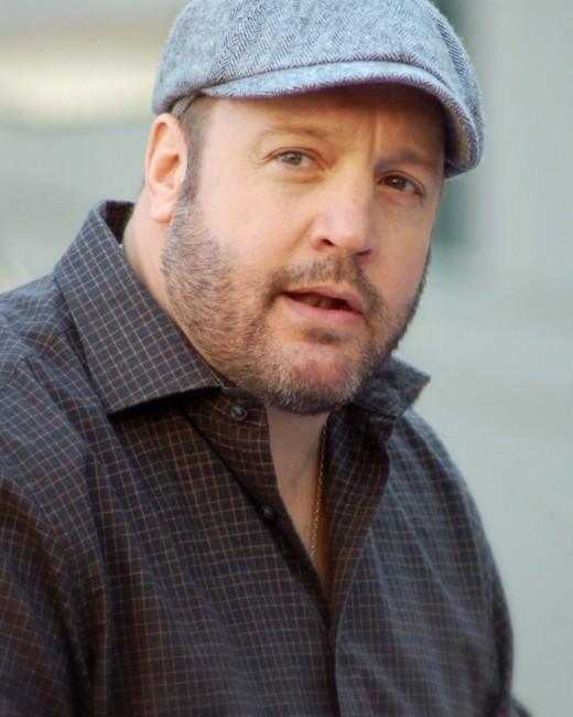 "Kevin James as  ""Roscoe Tony,""  a street tough  who befriends ""Neo Franky"""