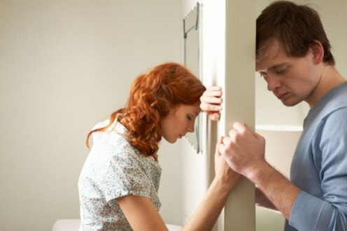 Wife refuses to talk to you is a good sign that you need to give her some space