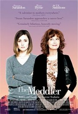 A Widow Turns Busybody In The Meddler