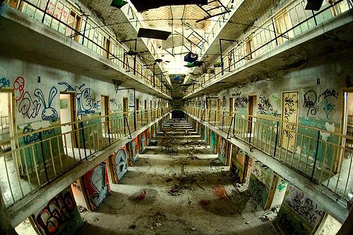 Prisons corrupt and create crime