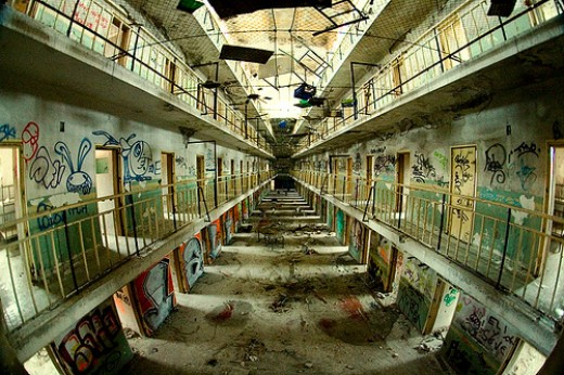Prisons corrupt and create crime