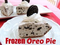 Orange-Oreo Pie, an Easy, Dreamy Frozen Dessert