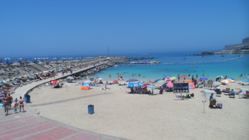 Safe for all the family, Gran Canaria has some magnificent beaches