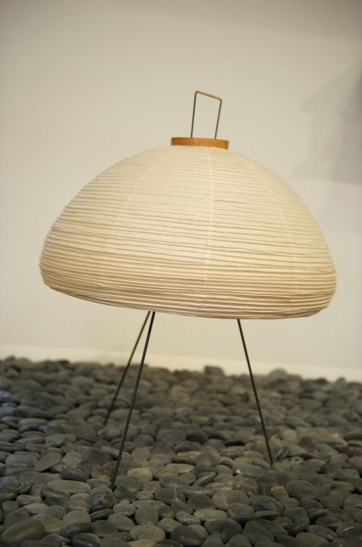 Noguchi Akari Light  Sculpture Lamps