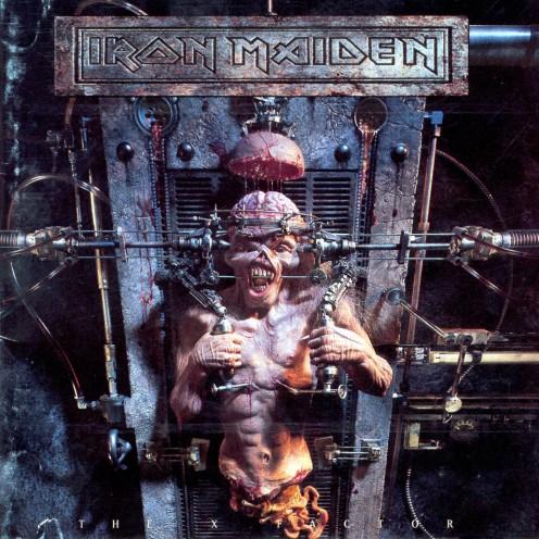 "Forgotten Hard Rock Albums: Iron Maiden ""The X Factor"""