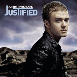 Justin Timberlake's Justified album. Yes, I am covering this album again. Fits for this particular article.