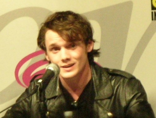 Anton Yelchin at Wondercon 2009.