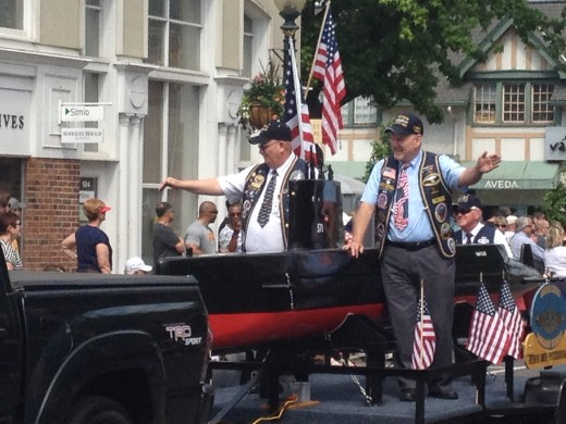 2016 Memorial Day Parade in Sewickley, PA
