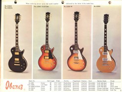 5 Best Non Gibson Brands of Les Paul Guitar