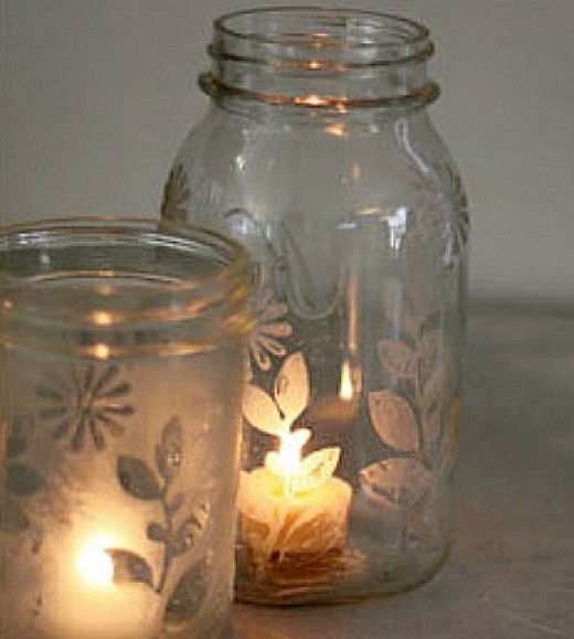 88 outstanding craft projects using glass jars feltmagnet